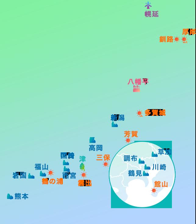 発電施設の紹介